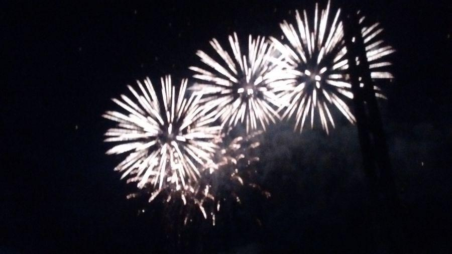 Stunning-firework-display