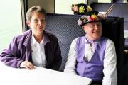 Raddon-Hill-Somerset-Triss-and-Ron-on-the-train-DL