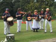 Bicton-Gardens---Sidmouth-Steppers-musicians