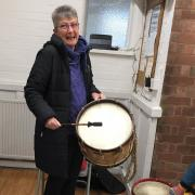Judy-and-the-new-drum-1